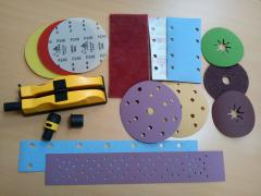 Abrasive materials from sia Abrasives