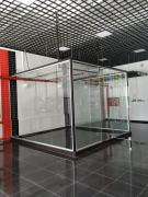 ELITSKLO   Glass railings. The glass partitions. Toughened glass