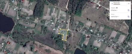 House + of 32 acres of land near Swisstown