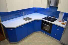 Manufacturer of kitchens and kitchen furniture to order Kiev