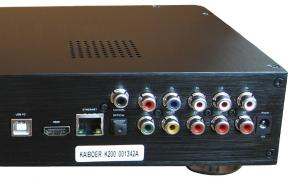 Media player multimedia Kaiboer NMT K200