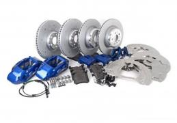 New brake system for installation on BMW X6 F16