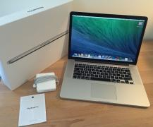"New MacBook Pro Retina 15 2017 / Apple 27 ""iMac with retina /"