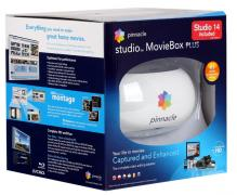 Pinnacle studio movie box plus