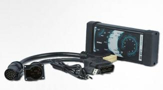 Scanner for IVECO ECI diagnostic