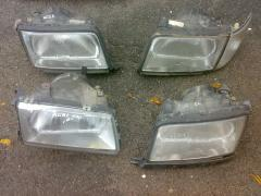 Sell original headlights optics Audi 100 C4