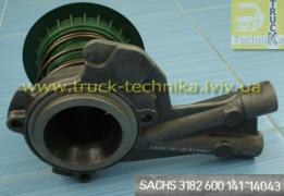 The clutch release bearing