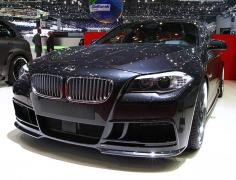 Tuning External The Hamann body kit for BMW 5-Series F10