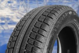 Winter tyres Tires 195/55 R15 FIGTER. Manufacturer POLAND.